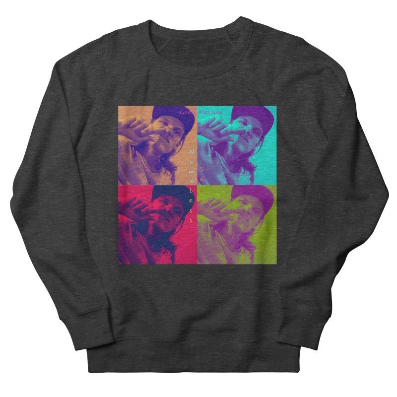 Good Mornin Men's French Terry Sweatshirt by Nameless Saint