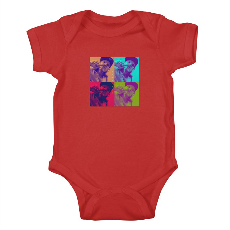 Good Mornin Kids Baby Bodysuit by Nameless Saint