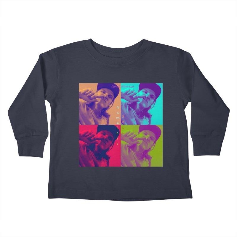 Good Mornin Kids Toddler Longsleeve T-Shirt by Nameless Saint