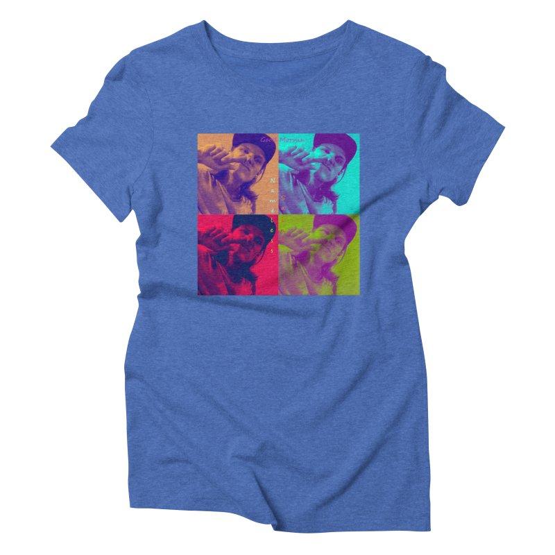 Good Mornin Women's Triblend T-Shirt by Nameless Saint