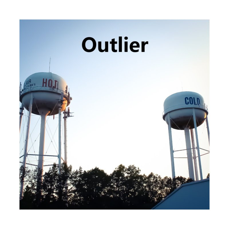 Outlier by Nameless Saint