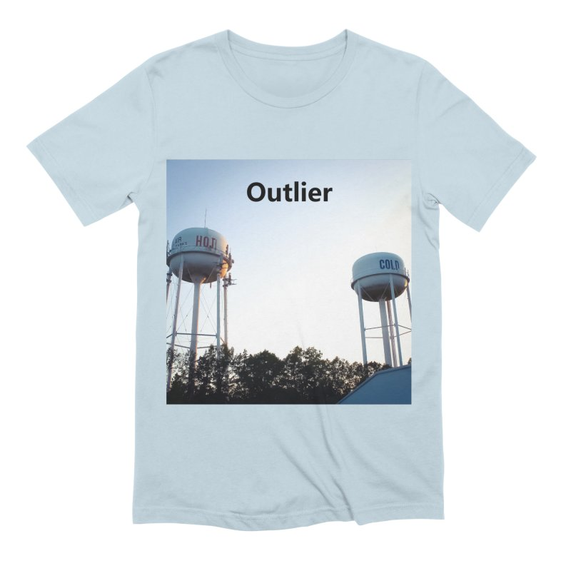Outlier Men's Extra Soft T-Shirt by Nameless Saint