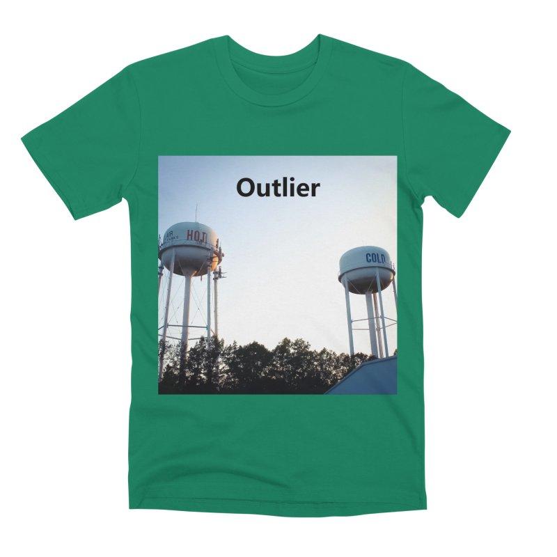 Outlier Men's Premium T-Shirt by Nameless Saint