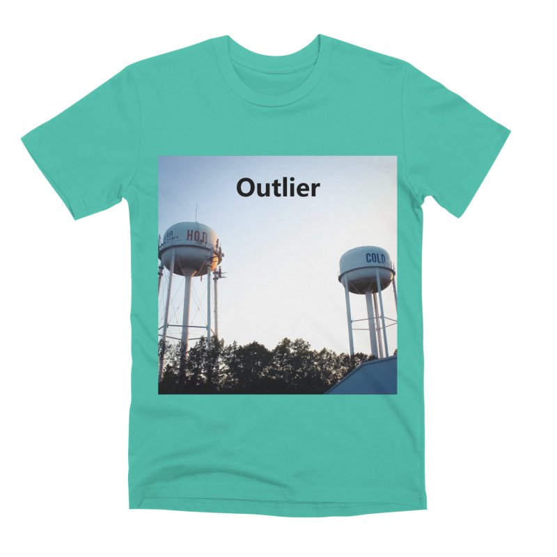 Outlier Men's Premium T-Shirt by Nameless Saint