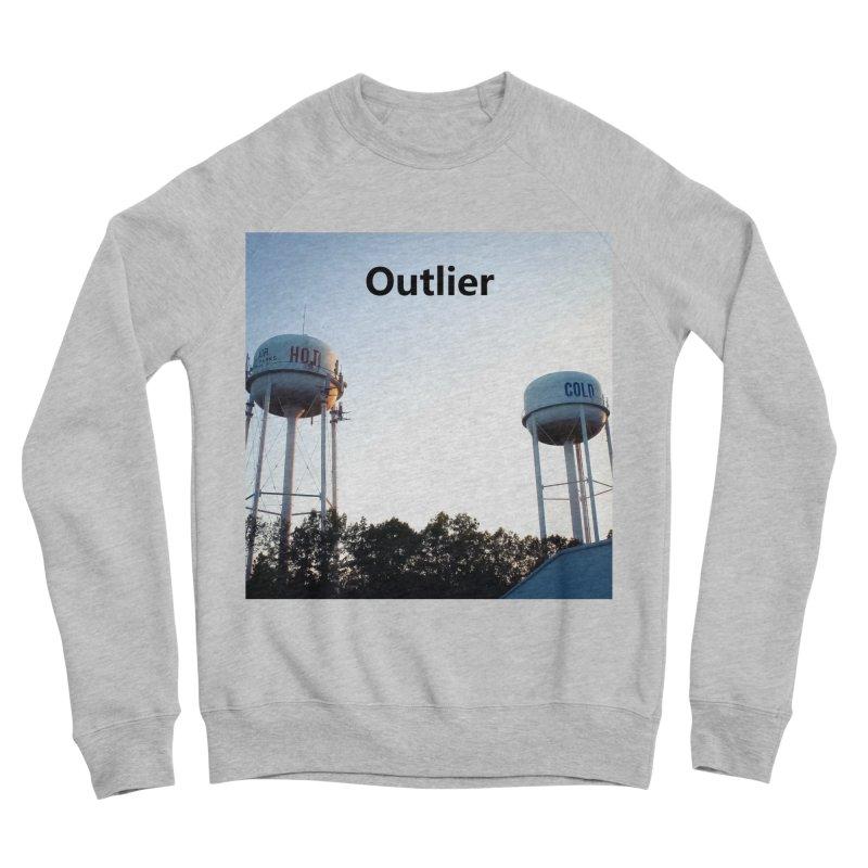 Outlier Men's Sponge Fleece Sweatshirt by Nameless Saint