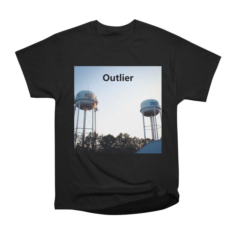 Outlier Men's Heavyweight T-Shirt by Nameless Saint