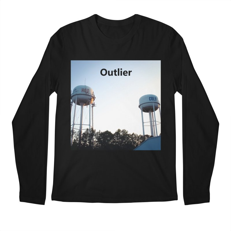 Outlier Men's Regular Longsleeve T-Shirt by Nameless Saint