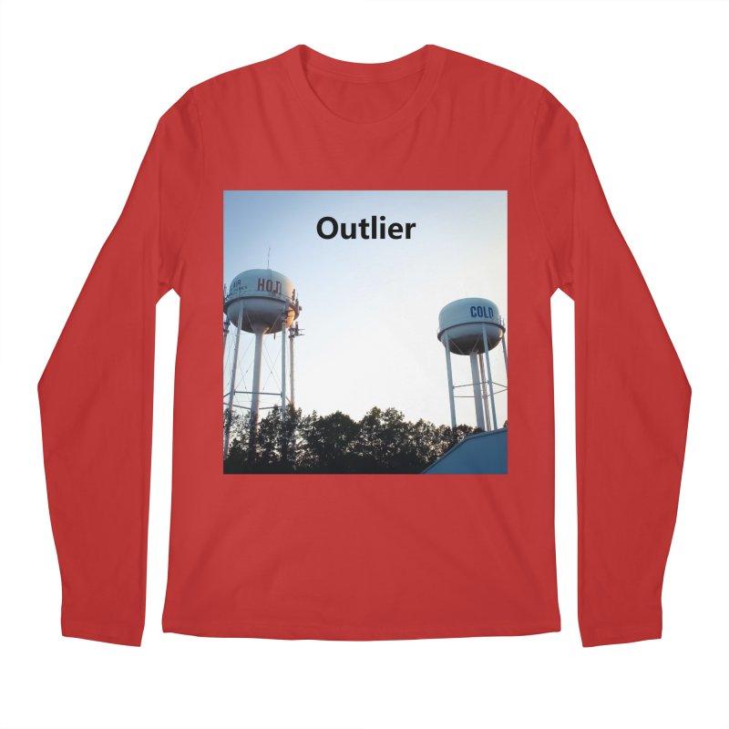 Outlier Men's Regular Longsleeve T-Shirt by Nameless Saint