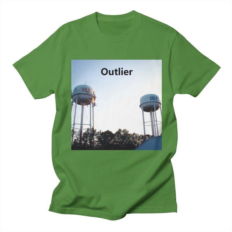 Outlier Women's Regular Unisex T-Shirt by Nameless Saint