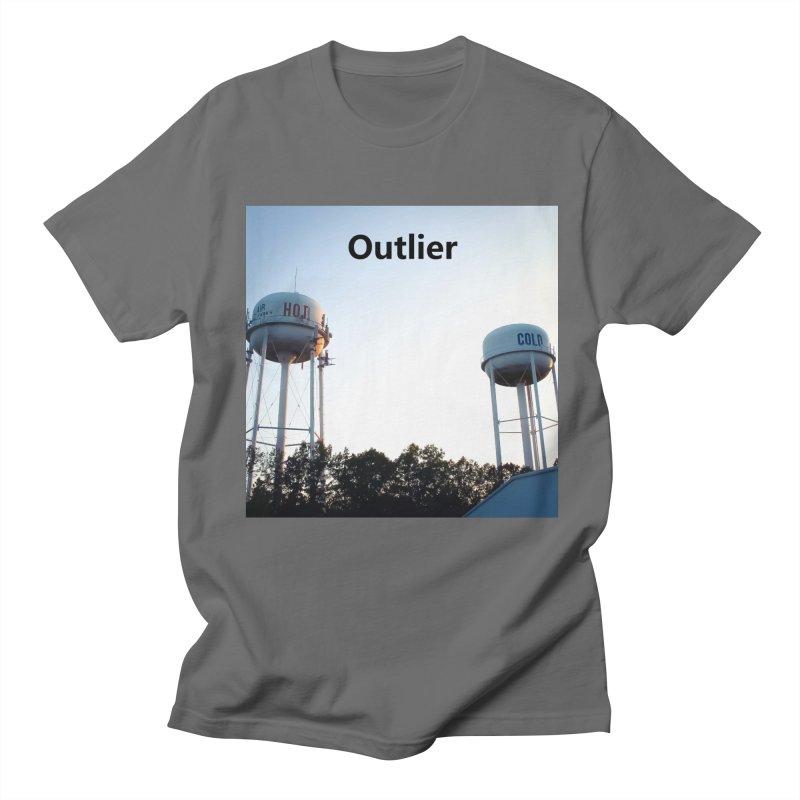 Outlier Men's Regular T-Shirt by Nameless Saint