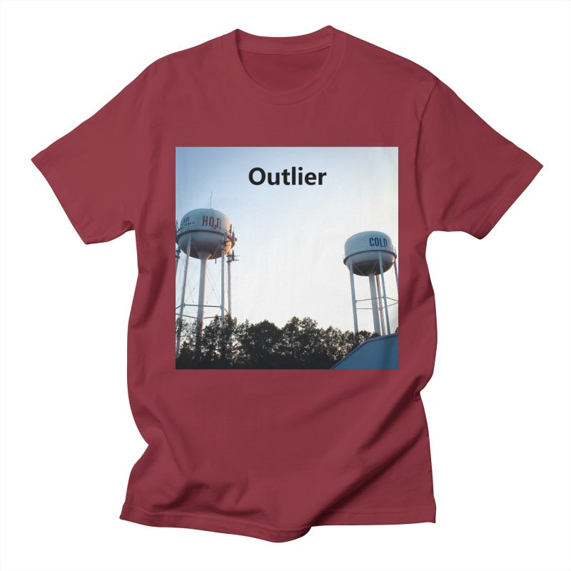 Outlier Men's Regular T-Shirt by Nameless Saint