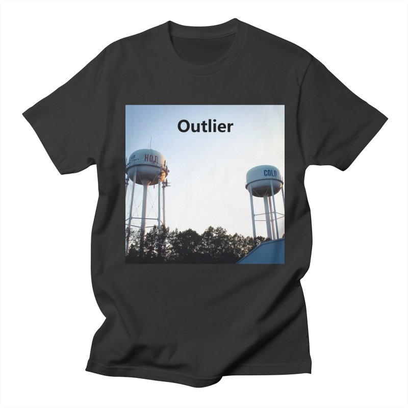 Outlier Women's Regular Unisex T-Shirt by Nameless Saint