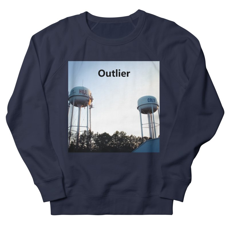 Outlier Women's French Terry Sweatshirt by Nameless Saint