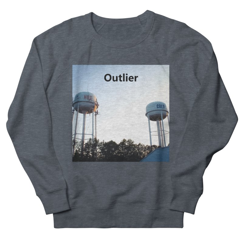 Outlier Men's French Terry Sweatshirt by Nameless Saint