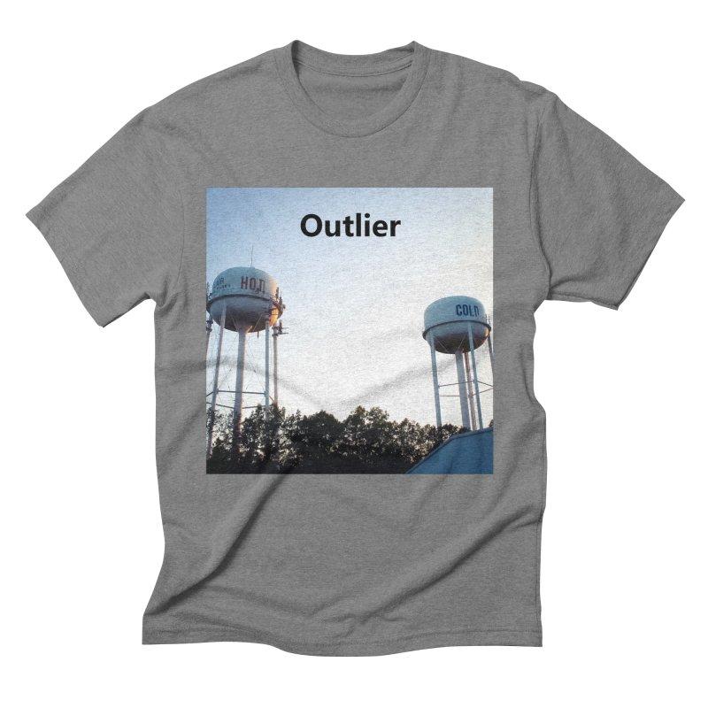 Outlier Men's Triblend T-Shirt by Nameless Saint