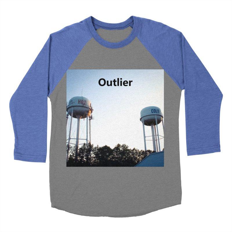 Outlier Women's Baseball Triblend Longsleeve T-Shirt by Nameless Saint
