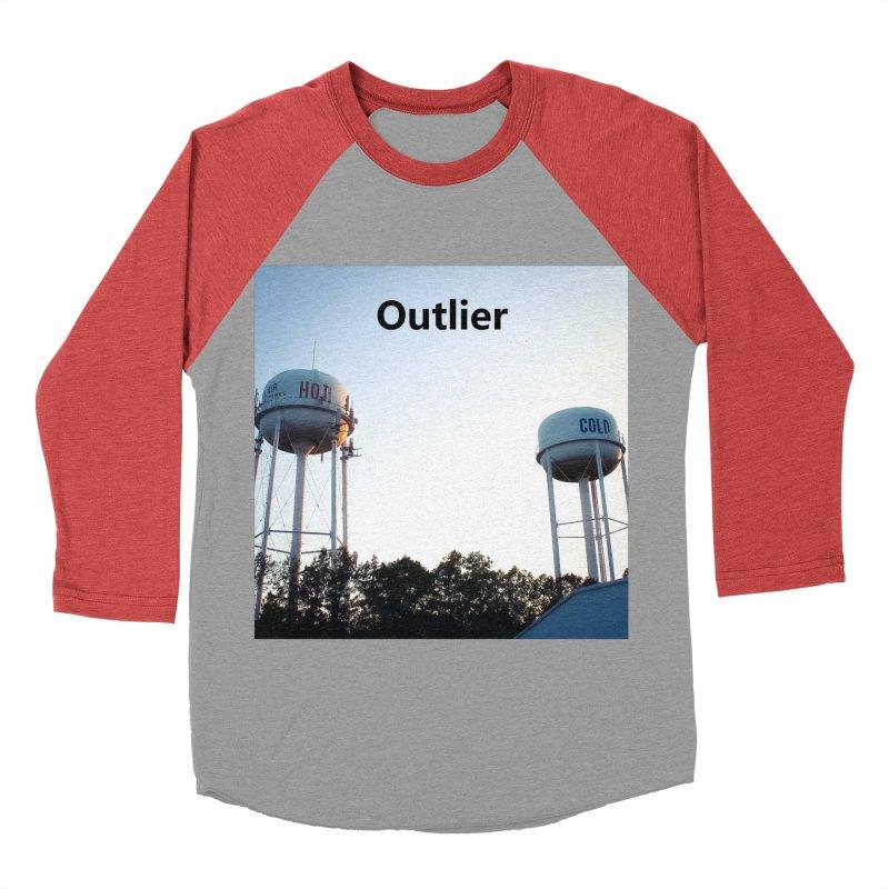 Outlier Men's Baseball Triblend Longsleeve T-Shirt by Nameless Saint