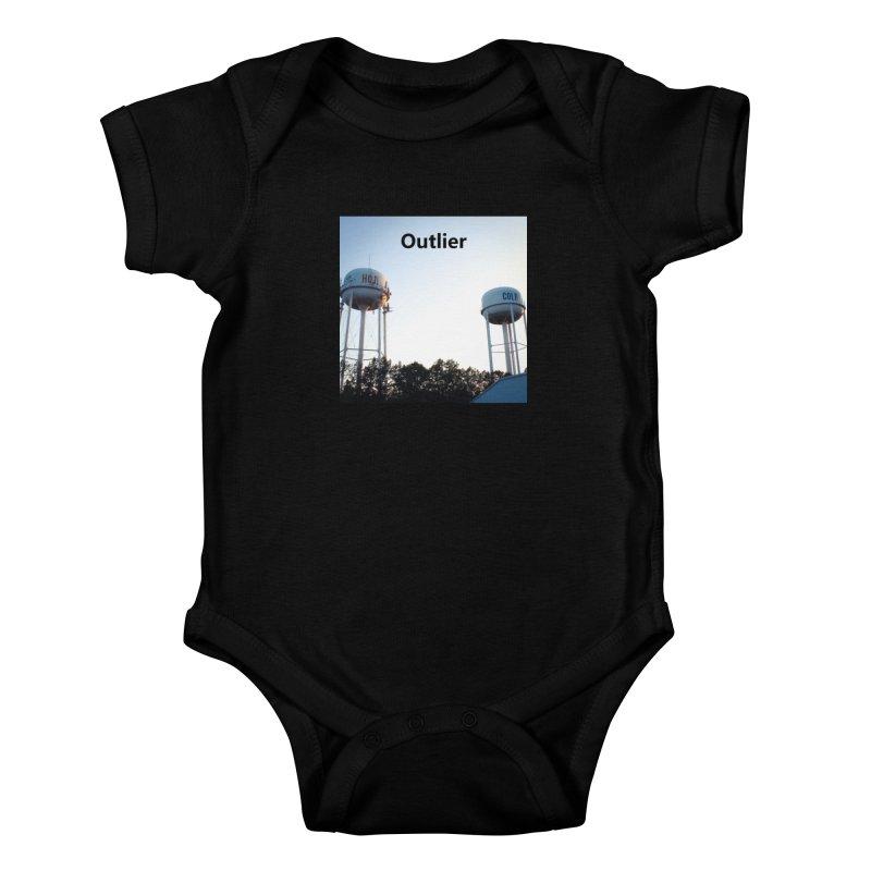 Outlier Kids Baby Bodysuit by Nameless Saint