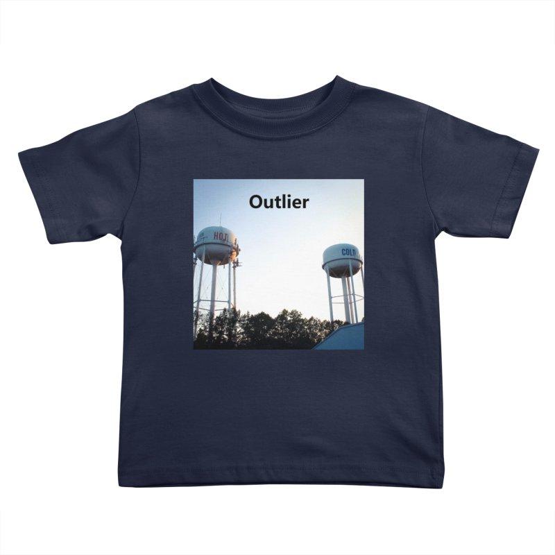 Outlier Kids Toddler T-Shirt by Nameless Saint