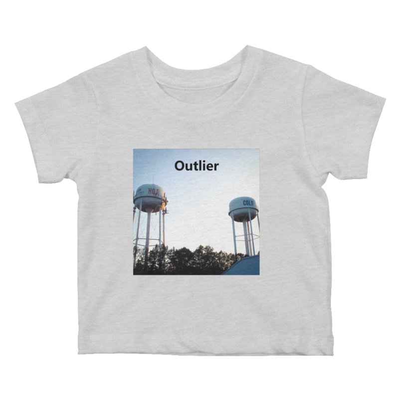 Outlier Kids Baby T-Shirt by Nameless Saint