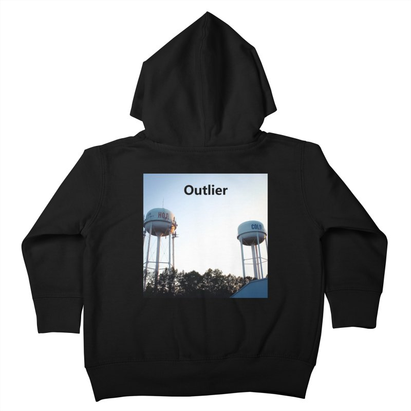 Outlier Kids Toddler Zip-Up Hoody by Nameless Saint