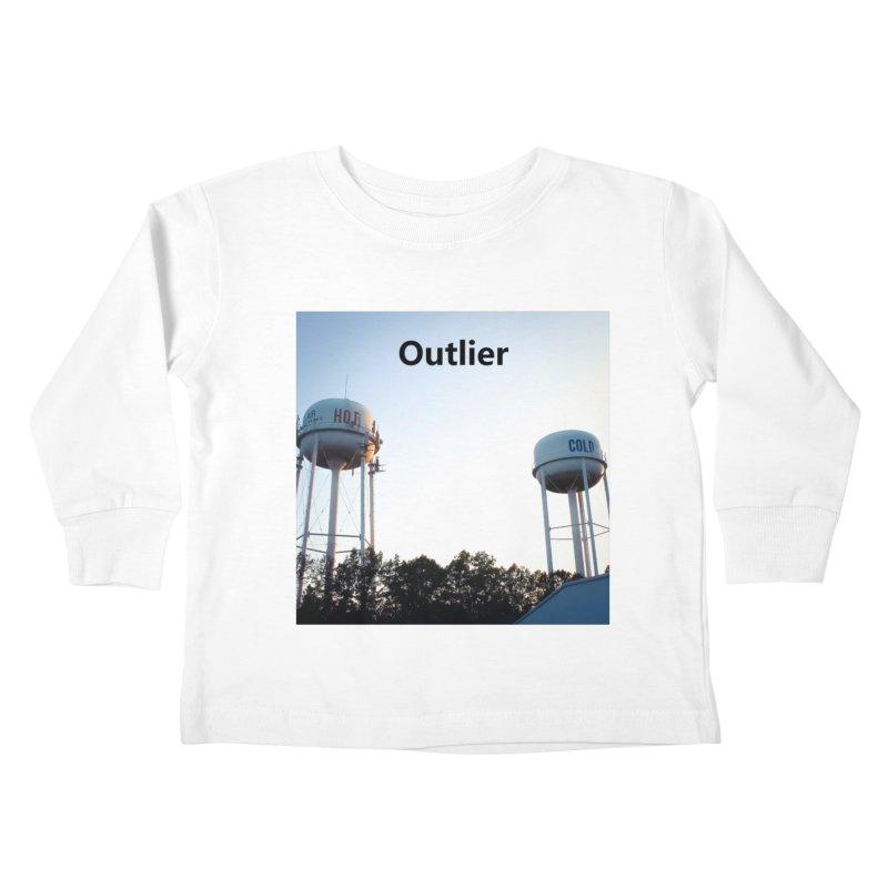 Outlier Kids Toddler Longsleeve T-Shirt by Nameless Saint