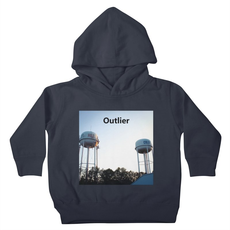 Outlier Kids Toddler Pullover Hoody by Nameless Saint