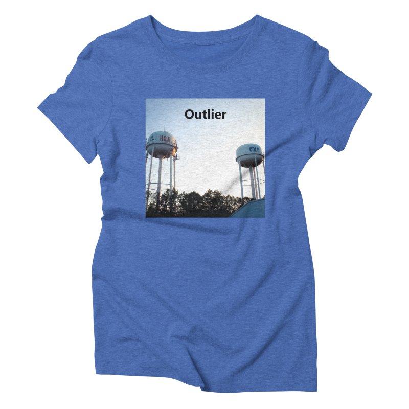 Outlier Women's Triblend T-Shirt by Nameless Saint