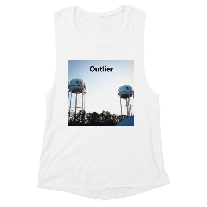 Outlier Women's Muscle Tank by Nameless Saint