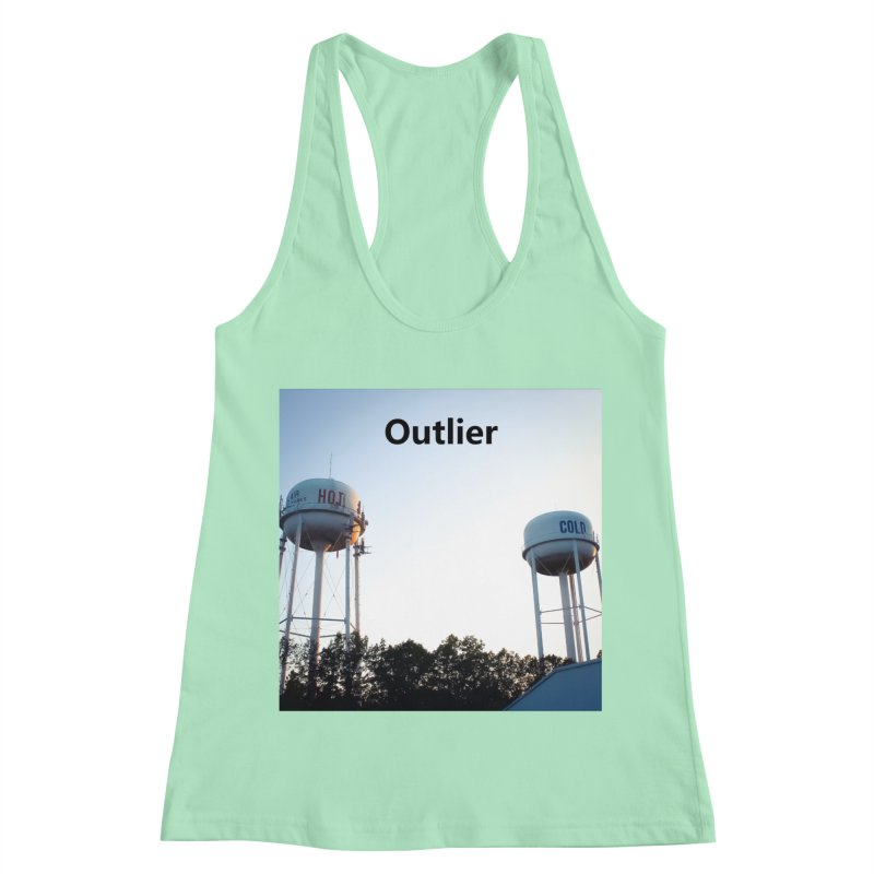 Outlier Women's Racerback Tank by Nameless Saint