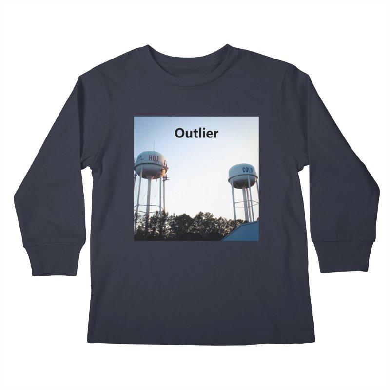 Outlier Kids Longsleeve T-Shirt by Nameless Saint
