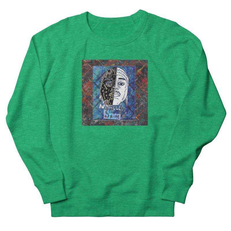 Half and Half Women's Sweatshirt by Nameless Saint