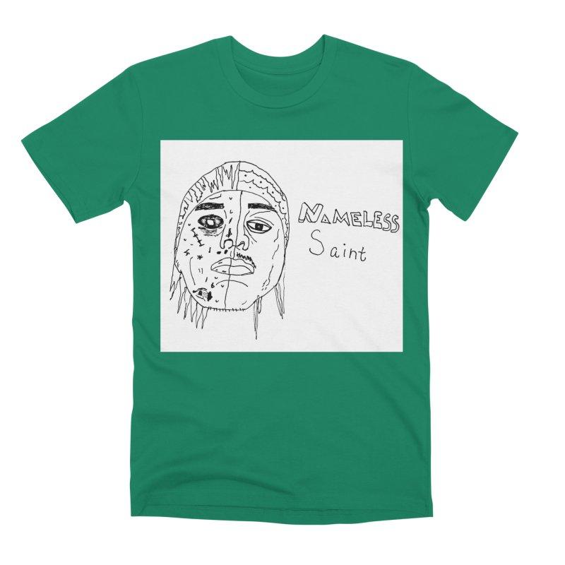 Good vs Evil Men's Premium T-Shirt by Nameless Saint