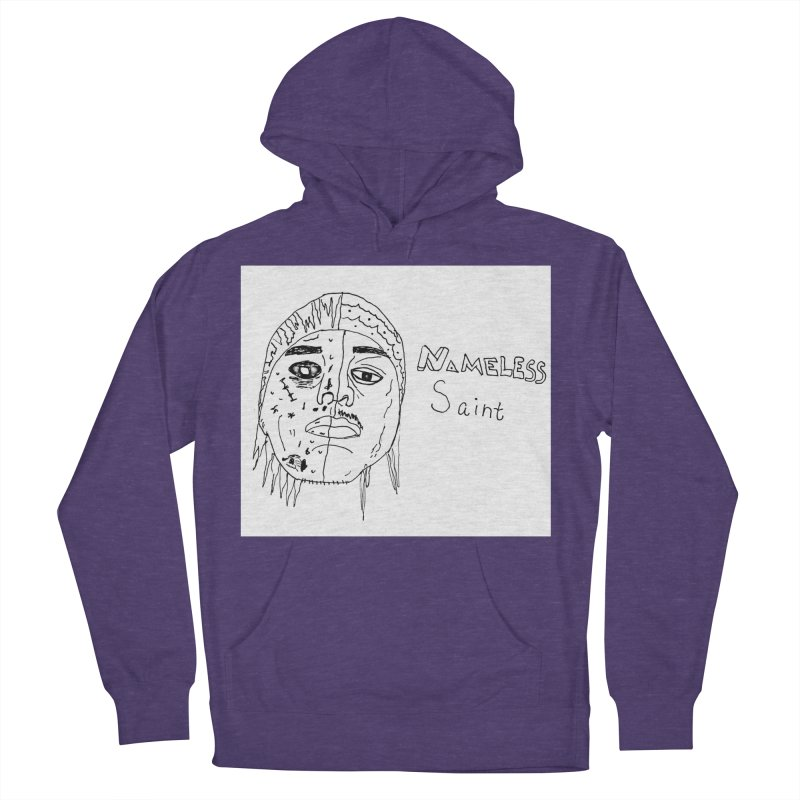 Good vs Evil Women's French Terry Pullover Hoody by Nameless Saint