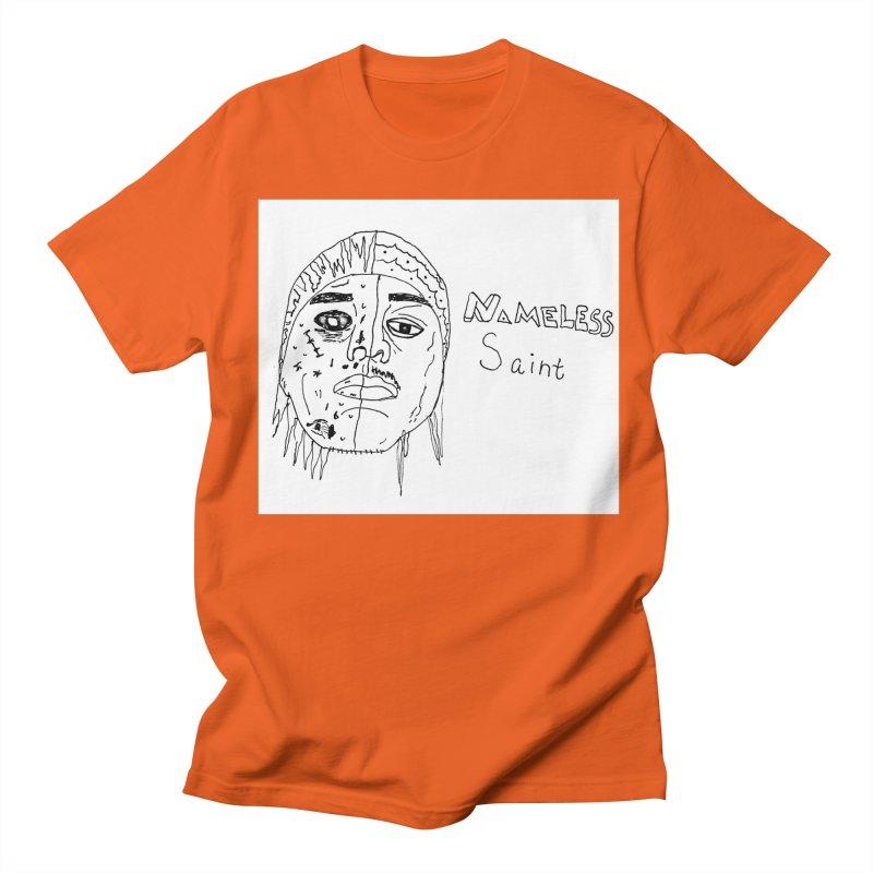 Good vs Evil Men's Regular T-Shirt by Nameless Saint