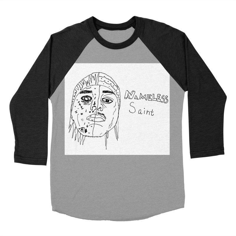 Good vs Evil Women's Baseball Triblend Longsleeve T-Shirt by Nameless Saint