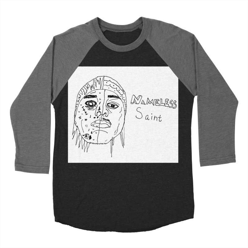Good vs Evil Men's Baseball Triblend Longsleeve T-Shirt by Nameless Saint