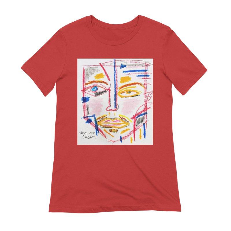 Nameless Pastel Women's Extra Soft T-Shirt by Nameless Saint