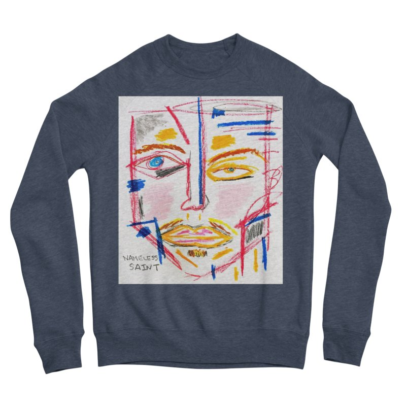 Nameless Pastel Women's Sponge Fleece Sweatshirt by Nameless Saint