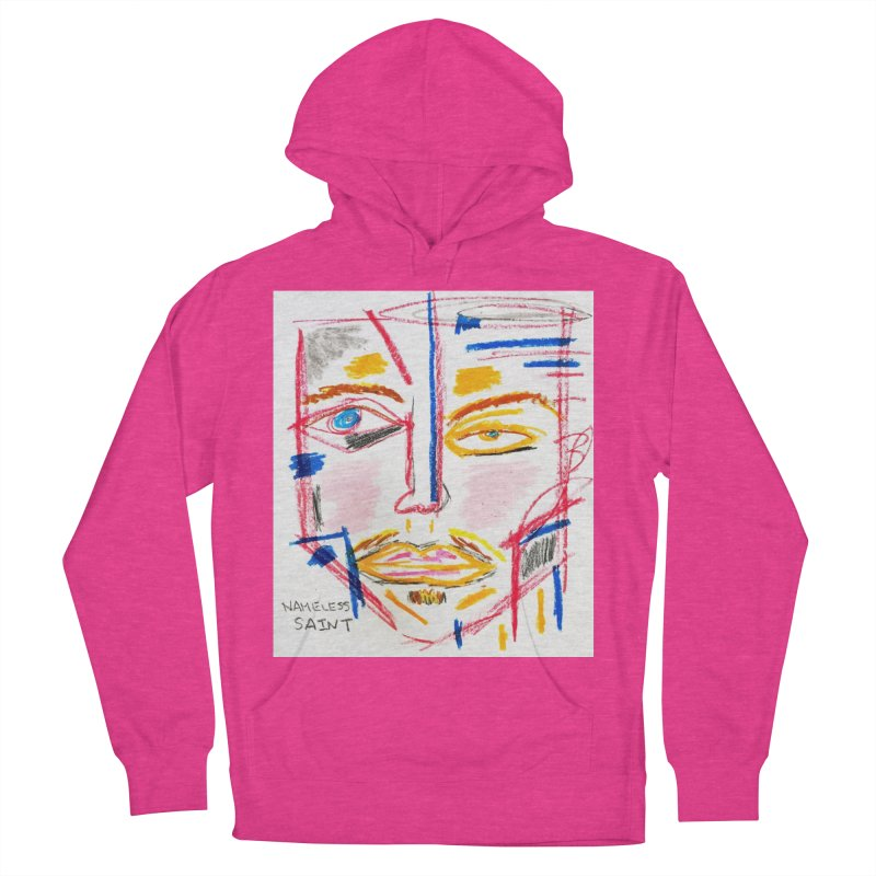 Nameless Pastel Women's French Terry Pullover Hoody by Nameless Saint
