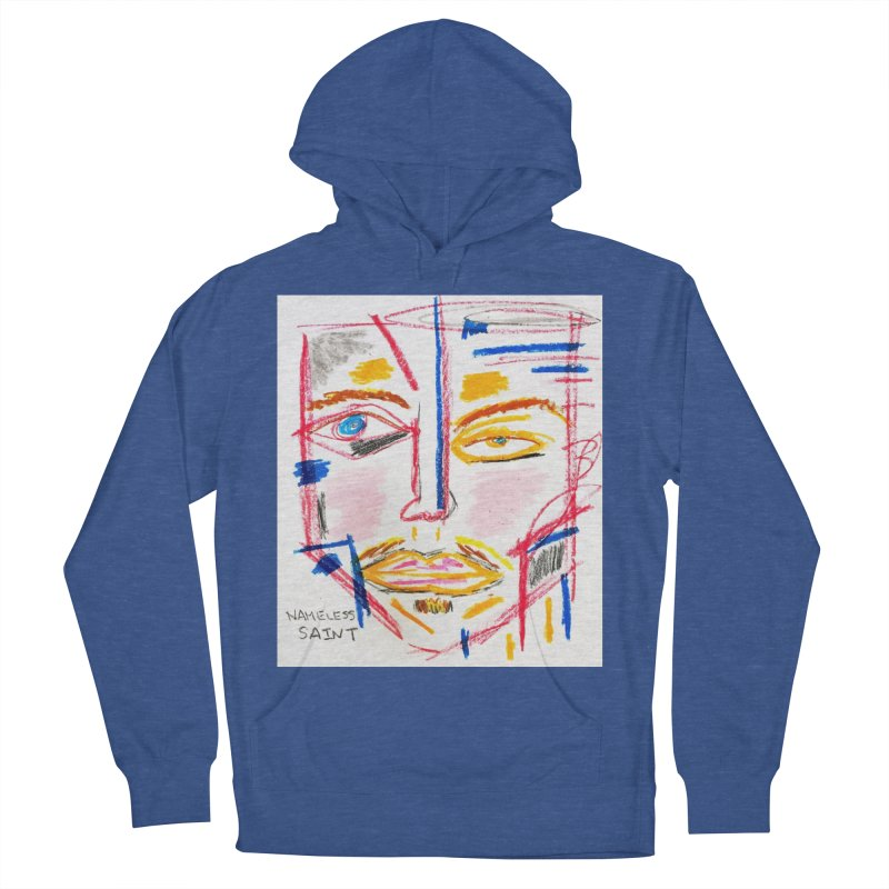 Nameless Pastel Men's French Terry Pullover Hoody by Nameless Saint