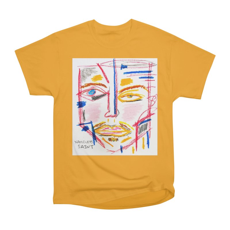 Nameless Pastel Women's Heavyweight Unisex T-Shirt by Nameless Saint