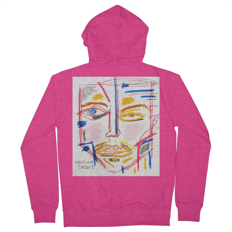 Nameless Pastel Women's French Terry Zip-Up Hoody by Nameless Saint