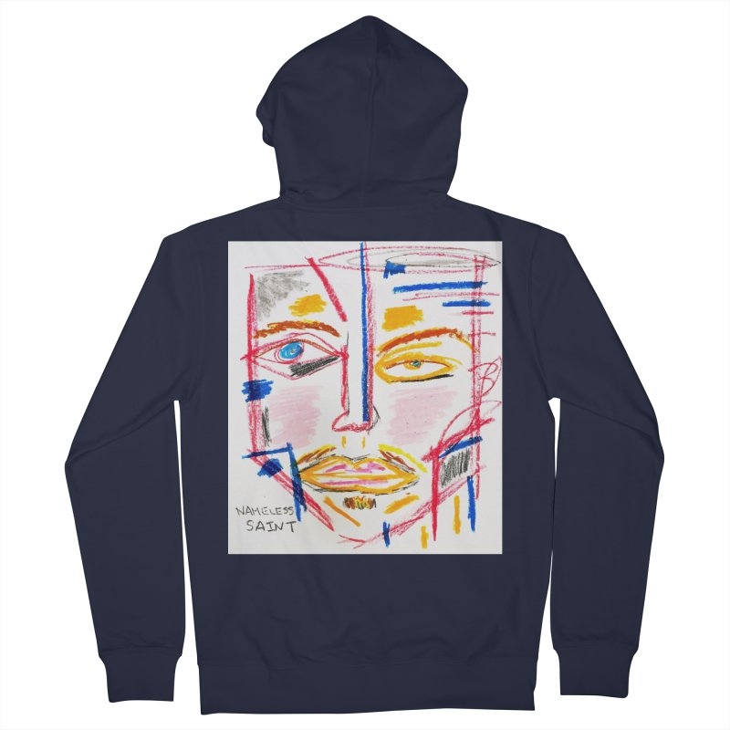 Nameless Pastel Men's French Terry Zip-Up Hoody by Nameless Saint