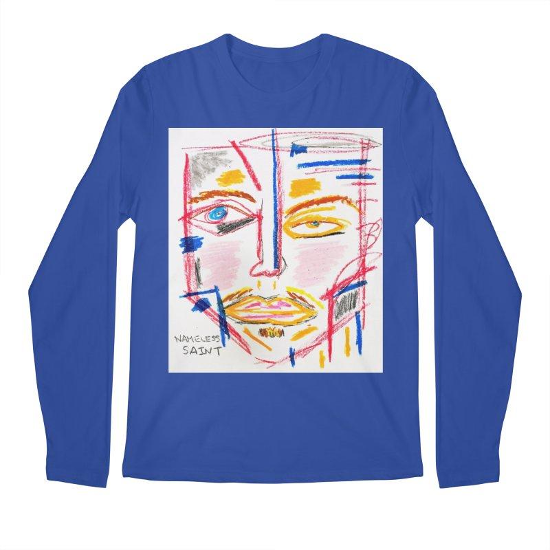 Nameless Pastel Men's Regular Longsleeve T-Shirt by Nameless Saint
