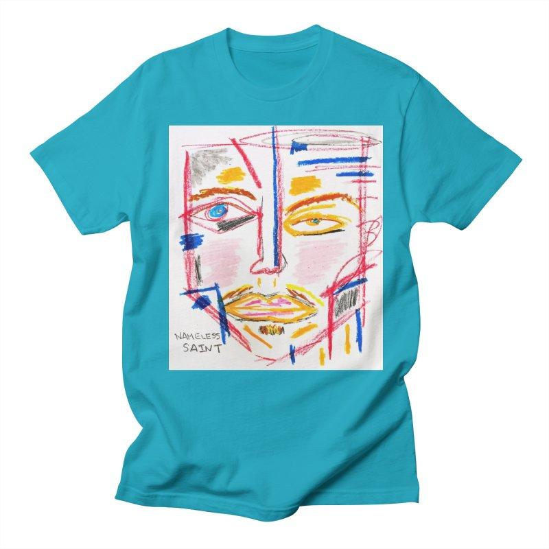 Nameless Pastel Men's Regular T-Shirt by Nameless Saint
