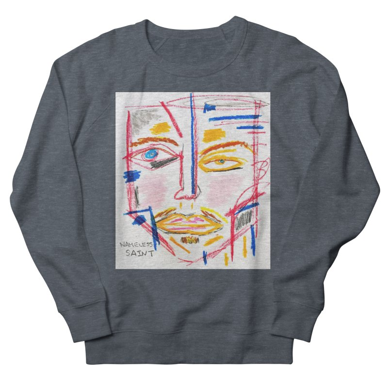 Nameless Pastel Women's French Terry Sweatshirt by Nameless Saint