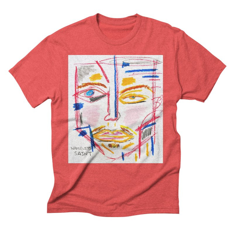 Nameless Pastel Men's Triblend T-Shirt by Nameless Saint