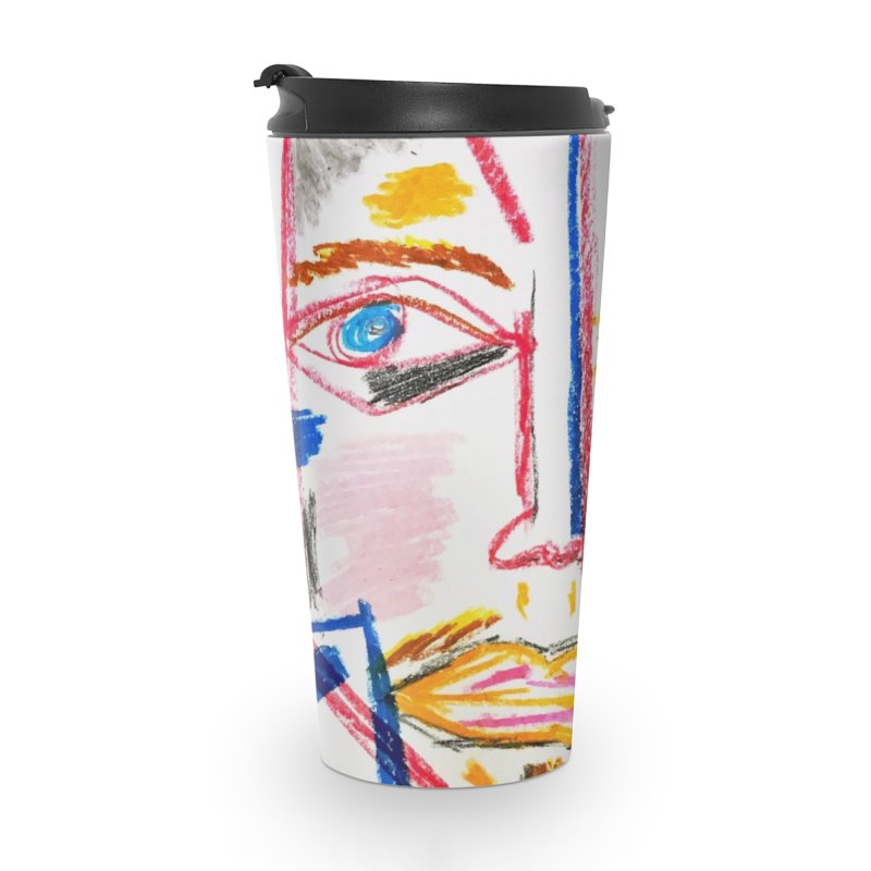 Nameless Pastel Accessories Travel Mug by Nameless Saint