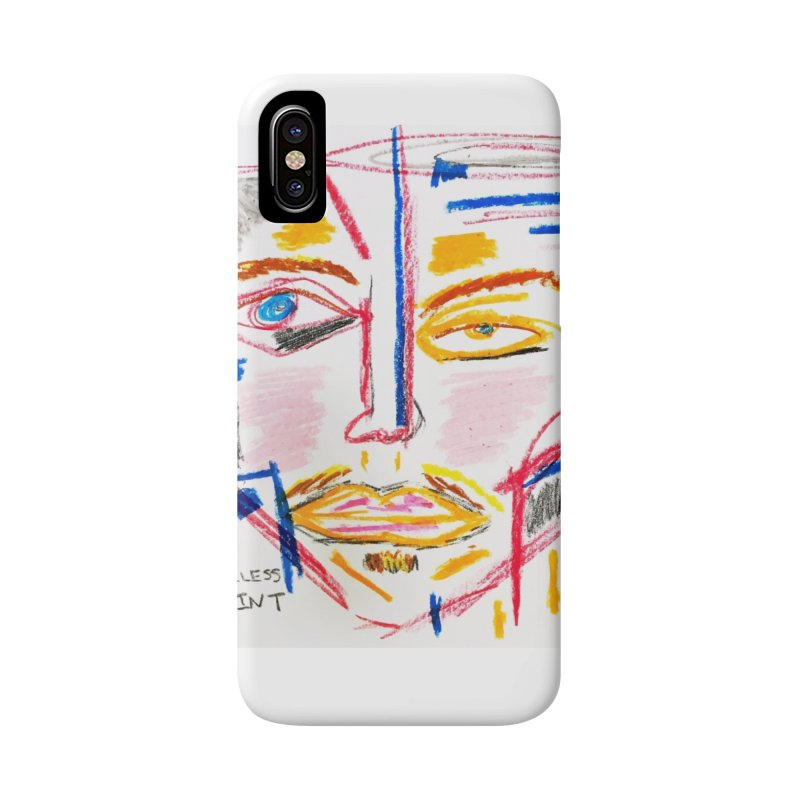 Nameless Pastel Accessories Phone Case by Nameless Saint